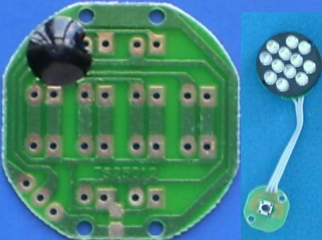 矿灯,头灯,鱼具灯,手电,led可调光电路模块